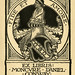 [Bookplate of Moncure Daniel Conway]