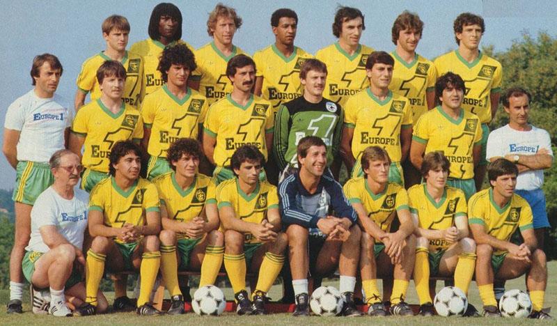 nantes 1983-84
