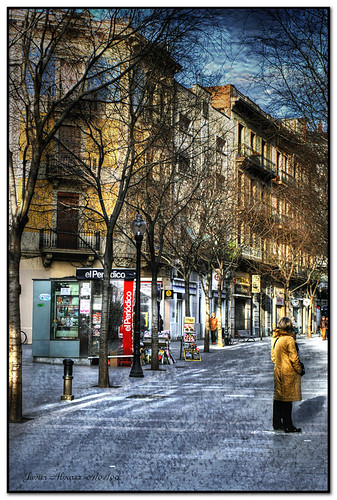 Calle Rogent - Rogent Street