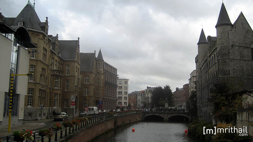 Ghent - Channel