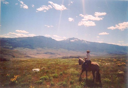 Horseback Riding in Montana