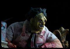Mezco Cinema of Fear - Stylized Leatherface 04 (Ed Speir IV) Tags: classic movie toy actionfigure texas massacre leatherface chainsaw figure horror stylized mezco cinemaoffear