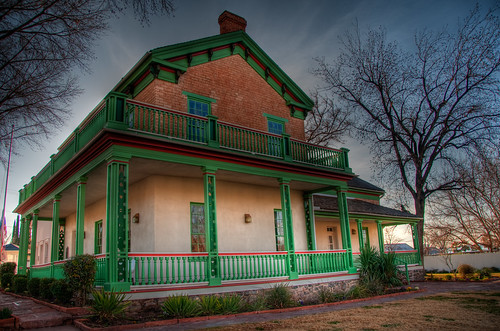 Brigham Young Home HDR