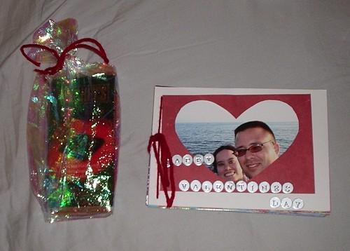 Jules' Valentine's Day Gift