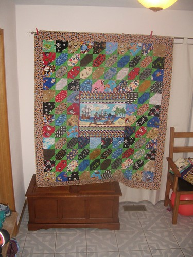 Pirate Quilt Ronin