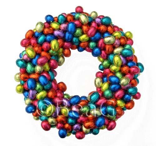 Another Easter Egg Wreath (Nog Een Paaseitjes Krans)