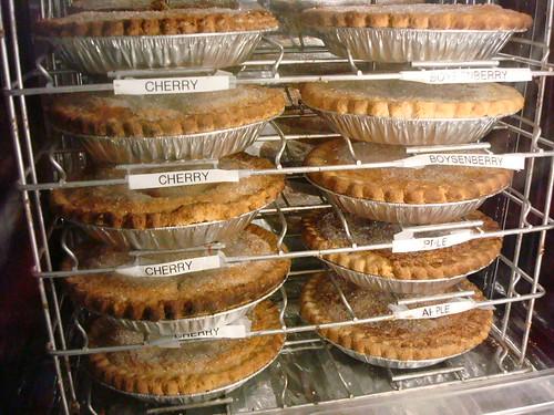 Pies at Twede's (The Twin Peaks Diner)