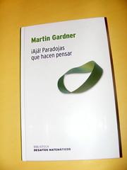 ¡ajá! Paradojas, de Martin Gardner