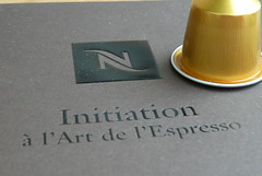 Initiation... (La Pom ) Tags: roma coffee caf capsule what else expresso cosi mousse nespresso ristretto intenso arpeggio capriccio livanto decaffeinato volluto lapomme lapom