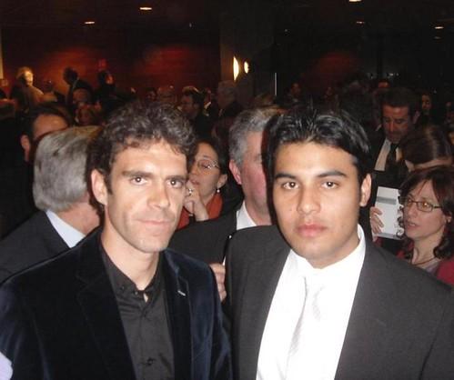 José Tomás y Juan Alfredo Liñán