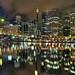 Sydney Skyline Before Dawn HDR