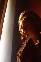 Magdalene (creightonblinn) Tags: wood paris art saint statue museum latinquarter religiousart magdalene medievalart christianart expressiveface hoteldecluny museedumoyenart museumofmedievalartparis