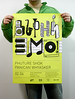 Bring back Emo! (Mihail Mihaylov) Tags: charity inspiration art yellow illustration project poster typography idea design graphicdesign concert graphic swiss emo creative style objects event bulgaria type typo ideas printed emil artdirection disko internationaltypographicstyle ffffound mihata harizanov