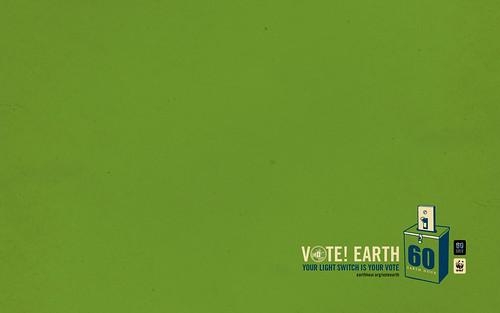 wallpaper earth hour. Earth Hour 2009 wallpaper