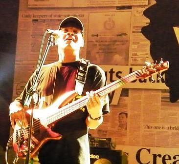 Rzhude in full flow at the Shut Up and Vote tour, Delhi