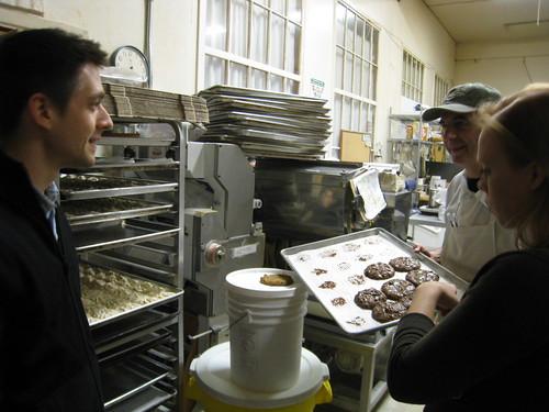 Flourless Chocolate Nut Cookies - Phoenix Pastificio