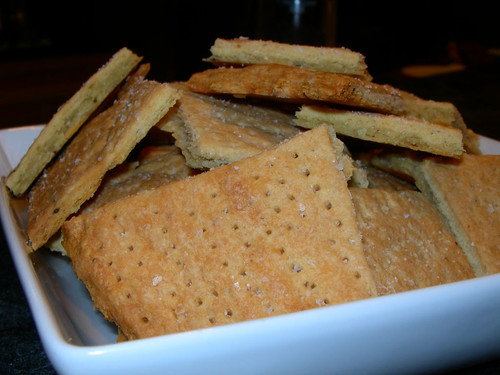 Blue Cheese Crackers