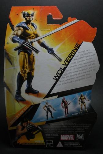 X-men Wolverine 473