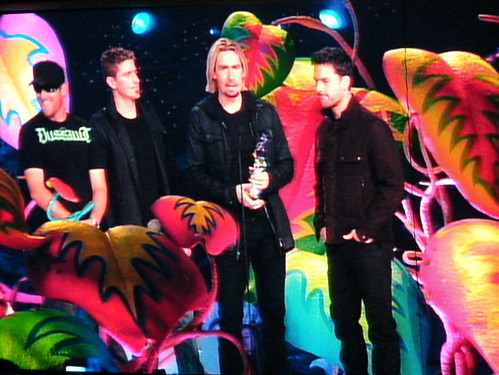 Group of the Year, Nickelback