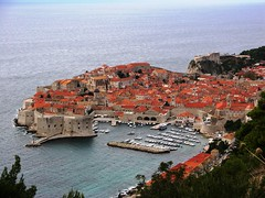 Old City & Harbor, Dubrovnik, Croatia (David&Bonnie) Tags: harbor croatia dubrovnik adriatic citywall cityview unescosite mygearandmepremium mygearandmebronze mygearandmesilver mygearandmegold mygearandmeplatinum