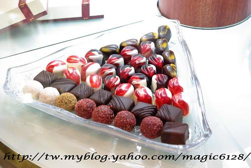 烘焙展巧克力-1