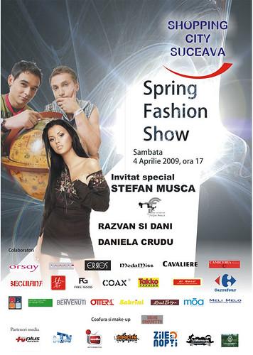 04 Aprilie 2009 » Spring Fashion Show