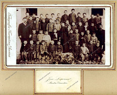"Ascoli com'era: ""Jone Leporini Maestra Elementare"" (~1910) (Orarossa) Tags: italy italia bambini marche scuola ascolipiceno ascolicomera joneleporini maestraelementare 0490040 emidioagostini"