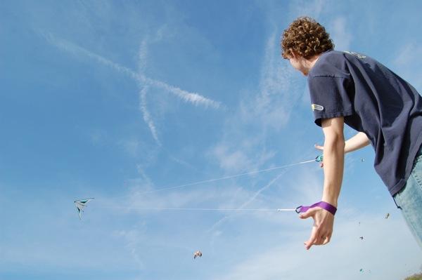 Expert Kite Flier