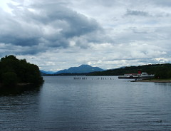 Maid Of The Loch (geolewis) Tags: landscape dumbarton lochlomond maidoftheloch