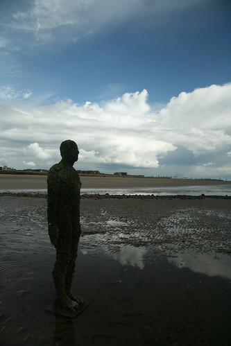 Antony Gormley's Another Place - Blundell Sands & Crosby
