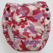 Large Fattycakes Fitted  **Camo flowers**  Summer Sale!