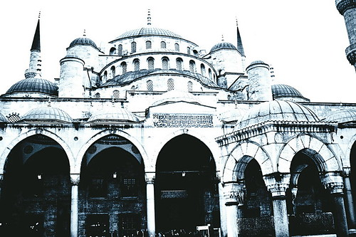 Blue Mosque,Sultan Ahmet