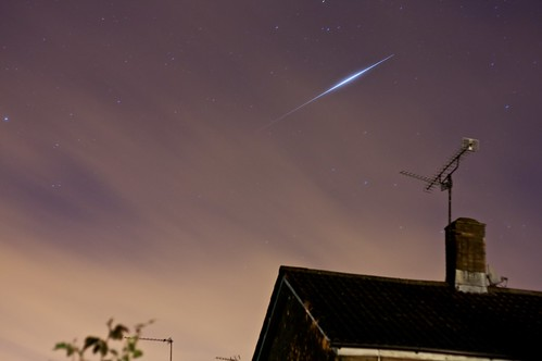 Misty Iridium Flare