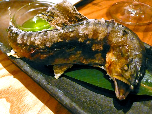 deep-fried fish, tokyo