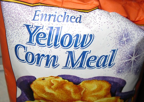 """Food"" Grade Corn Meal"