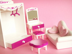 Kawaii Cute Licca Miniature White Furniture Plastic Toy Takara Japan (Kawaii Japan) Tags: pink girls white cute japan table asian toy toys japanese mirror miniatures chair little furniture girly decorative character small vanity decoration mini collection plastic sofa decorating tiny kawaii wardrobe decor cushion takara licca collectibles dollhouse candytoy decorativepillow mirrorstand