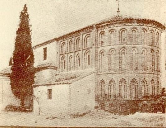 Cristo de la Vega a inicios del siglo XX