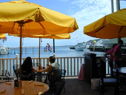 Mackinac Island Dining