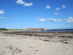 Beadnell Bay Beach