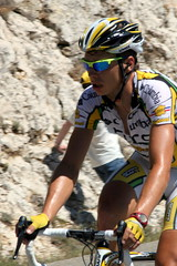 Tony Martin (BlackCatBabe) Tags: road vacation panorama mountain france tower nature bicycle rock stone landscape europe colours tour south hill champion pass competition mount climbing provence tourdefrance midi juillet mont velo slope ascent lafrance vaucluse tdf provencal laprovence monieux markcavendish tourdefrance2009 provence2009 tdf2009 juillet2009 desabeilles coldesabeilles coldenotredamedesabeilles mostinteresting2009