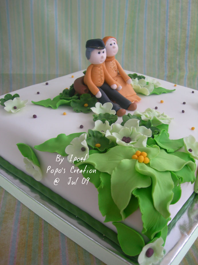 Greeen Cake