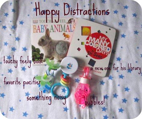 happy distractions