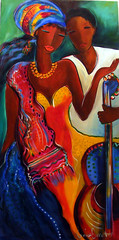 Lyrical Calypso 1200x600 (Ronnie Biccard) Tags: africa people music food black colour fruit dance women relationship abundance africans