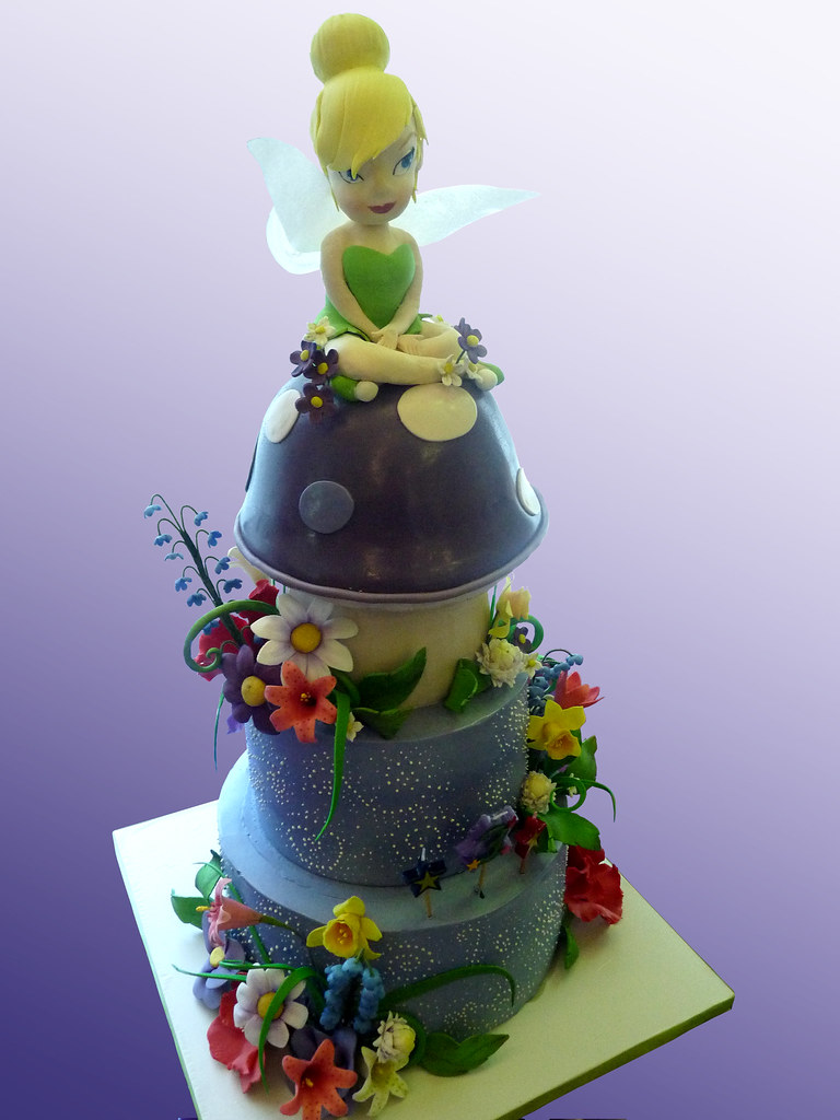 TINKERBELL CAKE DECORATING IDEAS - DECORATING IDEAS ...