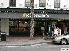 McDonald's New Orleans 711 Canal Street (USA)