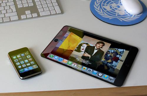 Apple internet tablet Meškapuodas: jis gyvas!