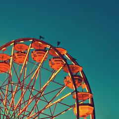 save ferris (barnstormeffect) Tags: columbus ohio wheel night 50mm nikon state fair ferris 2009 d90