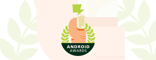 android awards networds app