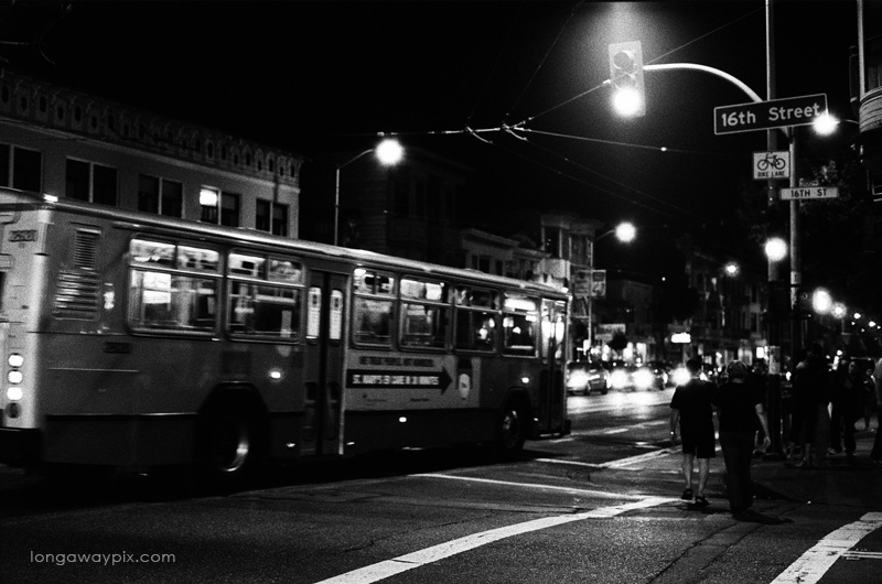 16th street valencia san francisco on film