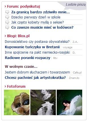 Mój artykuł na pierwszej stronie Gazeta.pl